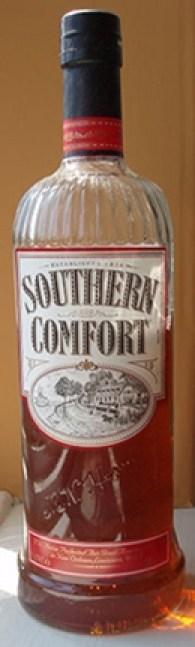 Southern Comfort Bourbon Whiskey Liqueur