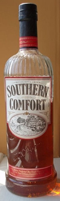 Southern Comfort Bourbon Whiskey Liqueur