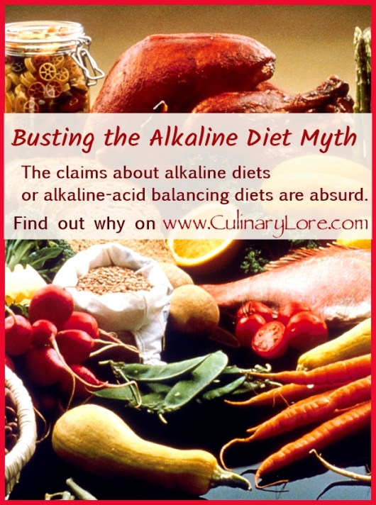 alkaline diet myths