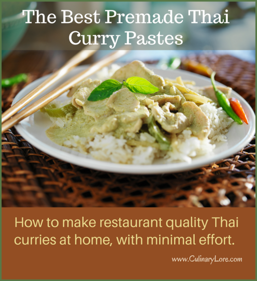 """MYes, you can buy a good premade Thai curry paste to make authentic Thai curries at home."""" title=""""Yes, you can buy a good premade Thai curry paste to make authentic Thai curries at home."""