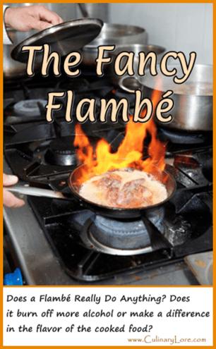 does flambe really do anything? Flambe Image © Kondor83