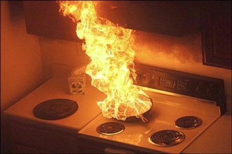 How Hot Does Cooking Oil Need to Be Before It Catches Fire