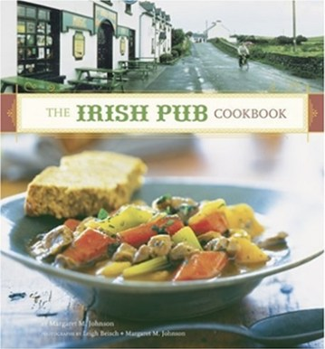 The Irish Pub Cookbook book cover