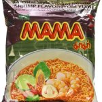 Buy Thai Flavored Instant Noodles: MAMA Brand