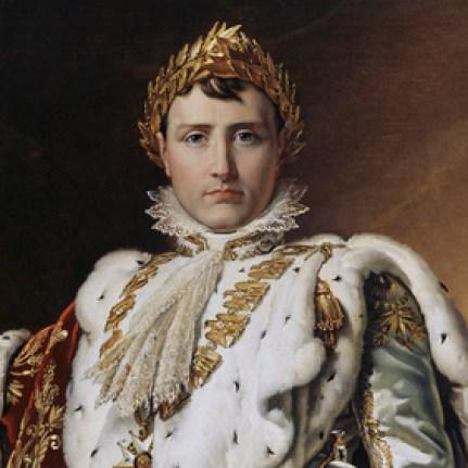 Napoleon and His Laurel Crown