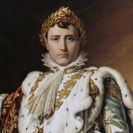 Napoleon and His Laurel Crown