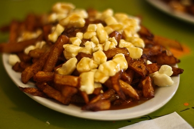 Poutine from Montreal