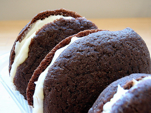 Whoopie Pies, official snack of Maine