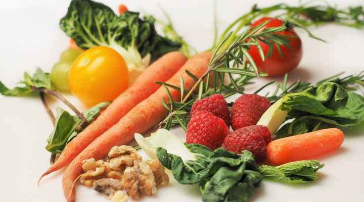 Foods full of vitamins and minerals