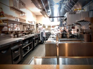 Kitchen At Bistro 502, Suncoast Technical College