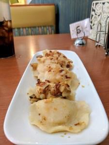 Potato & Cheese Pierogies