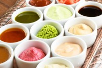 Assorted Condiments