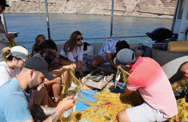 Aegean fishing trip 1