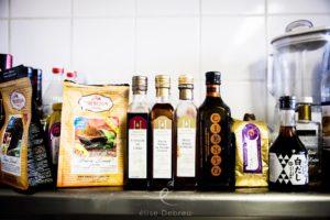 épices, huiles, aromates, gastronomie, cuisine saine
