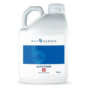 Bilt Hamber Auto Foam 5L at Cullen Car Care Shop - Car Detailing Products in Ireland