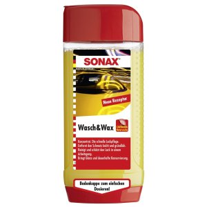 sonax wash and wax 500ml