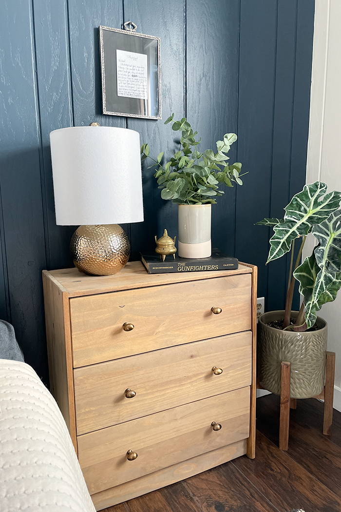 Ikea Rast Nightstand: Affordable Diy Modern Farmhouse Nightstand