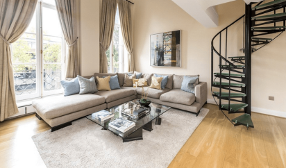 Property styling in Rutland Gate
