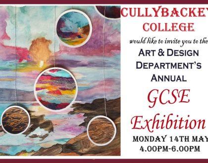 GCSE Art Exhibition
