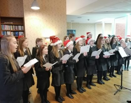 Cullybackey College Choir