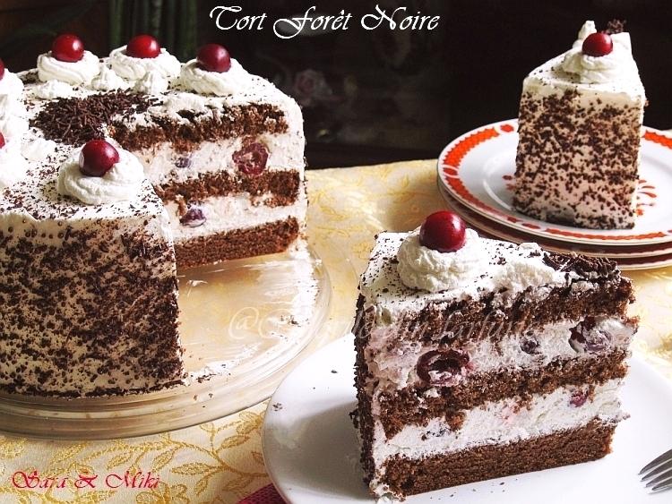 Tort Forêt Noire 3