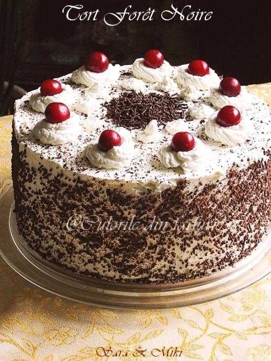 Tort Forêt Noire 7