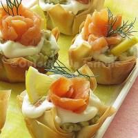 Idei de aperitive pentru Craciun si Revelion 2012