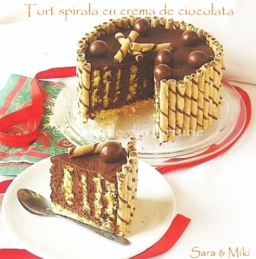 Tort-spirala-cu-crema-de-ciocolata-0