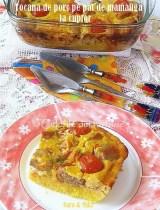Tocana-de-porc-pe-pat-de-mamaliga-la-cuptor1