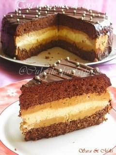 Bon Appetit Lemon Layer Cake With Lemon Curd And Mascarpone