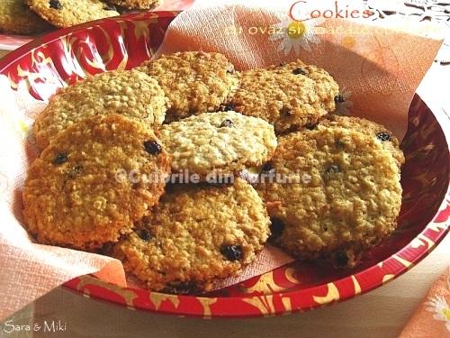 Cookies cu coacaze confiate 1-1