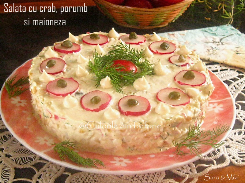 Salata-cu-crab-porumb-si-maioneza-4