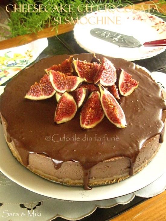 cheesecake-cu-ciocolata-si-smochine-2