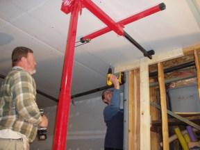 Basement Drywall