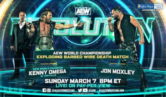 Exploding Barbed Wire Deathmatch - Revolution