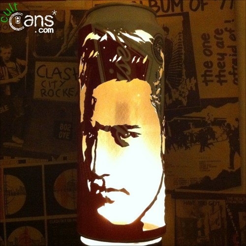 Cult Cans- Elvis