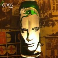 Cult Cans - Daniel Craig 2