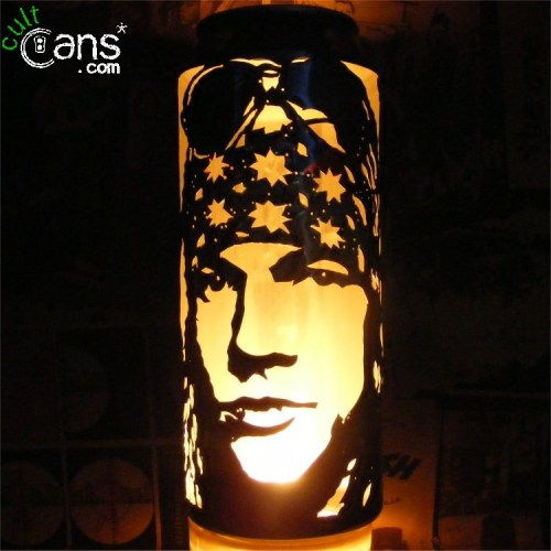 Cult Cans - Axl Rose 3