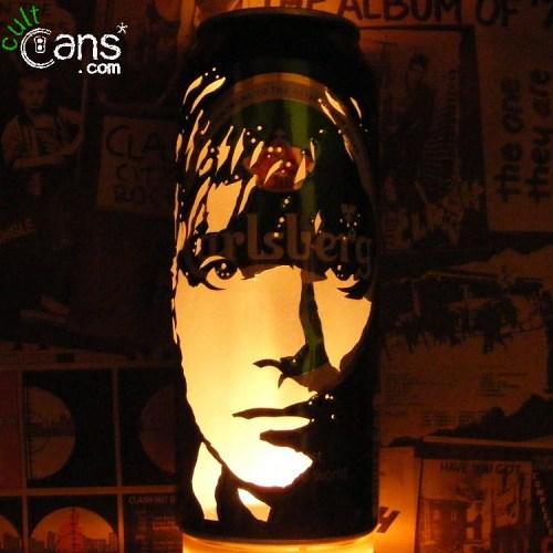 Cult Cans - Damon Albarn