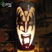 Cult Cans - Gene Simmons 2