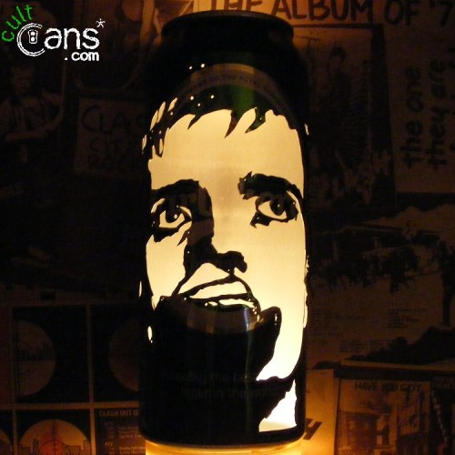 Cult Cans - Ian Curtis