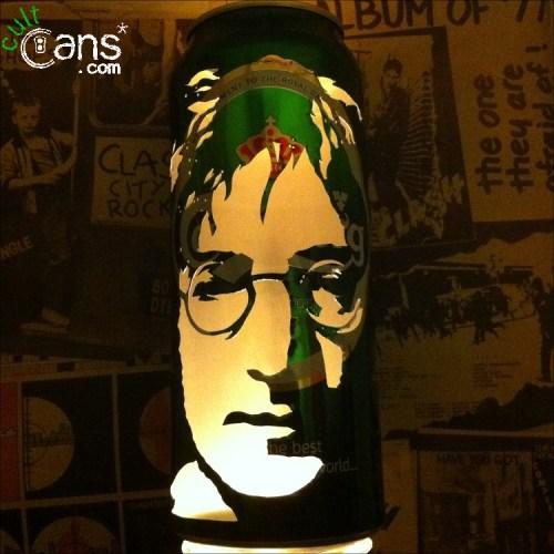 Cult Cans - John Lennon
