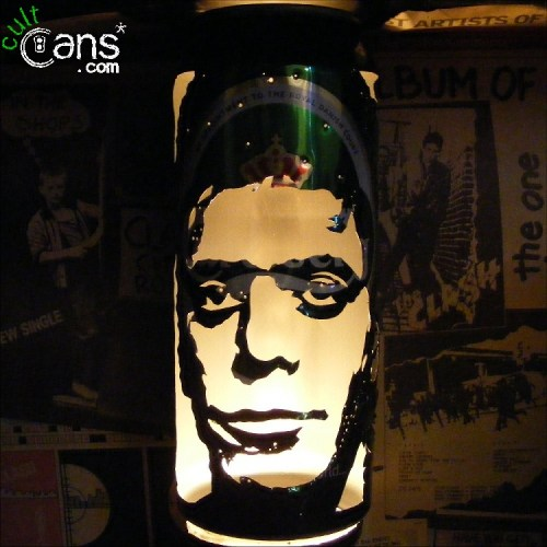 Cult Cans - Lou Reed