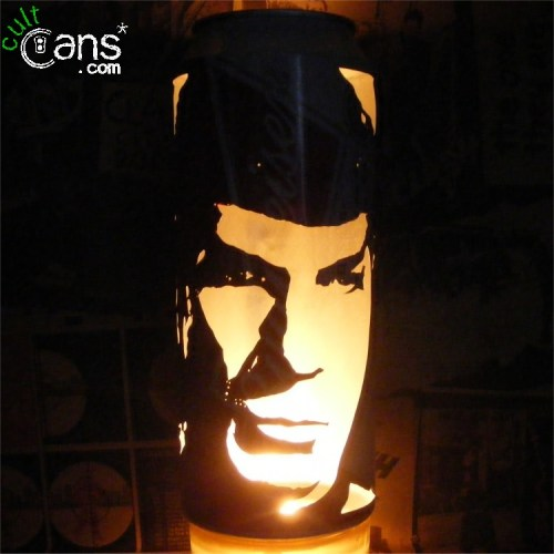 Cult Cans - Spock