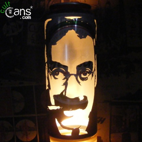 Cult Cans - Groucho Marx