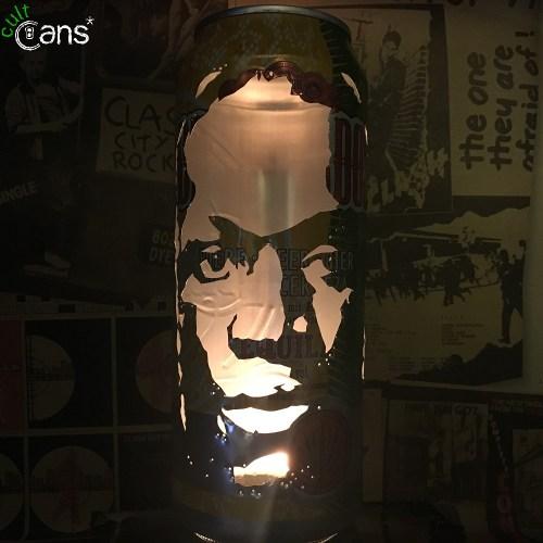 Hip-Hop Pop Art Portrait Lamp Unique Gift! Snoop Dogg Beer Can Lantern