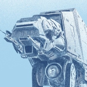 Bottleneck Gallery - Marko Manev - 'Star Wars The Empire Strikes Back'