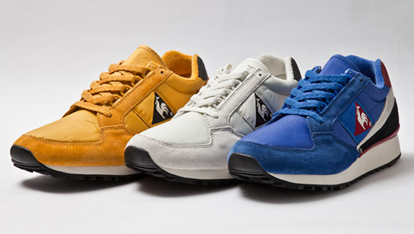 Le Coq Sportif Eclat / Fall 2012: The French are back