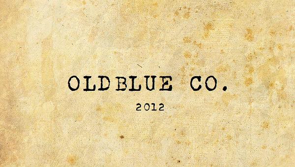 Old Blue Co. logo