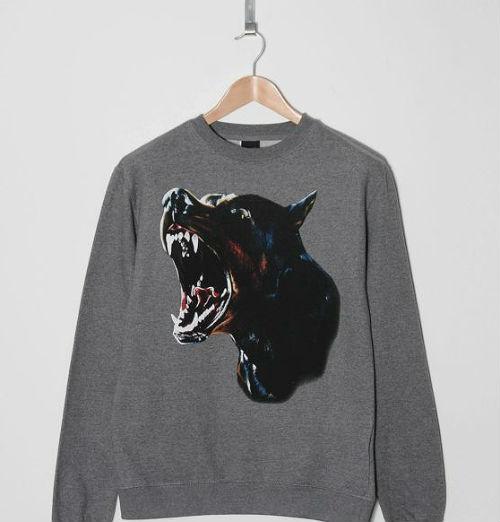 rook doberman sweatshirt